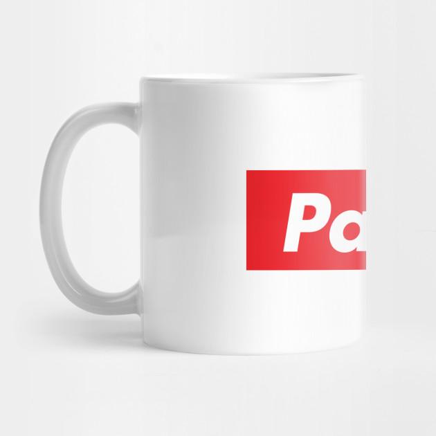 0b58fb677ccb Pacho Supreme - Pacho Herrera - Mug | TeePublic