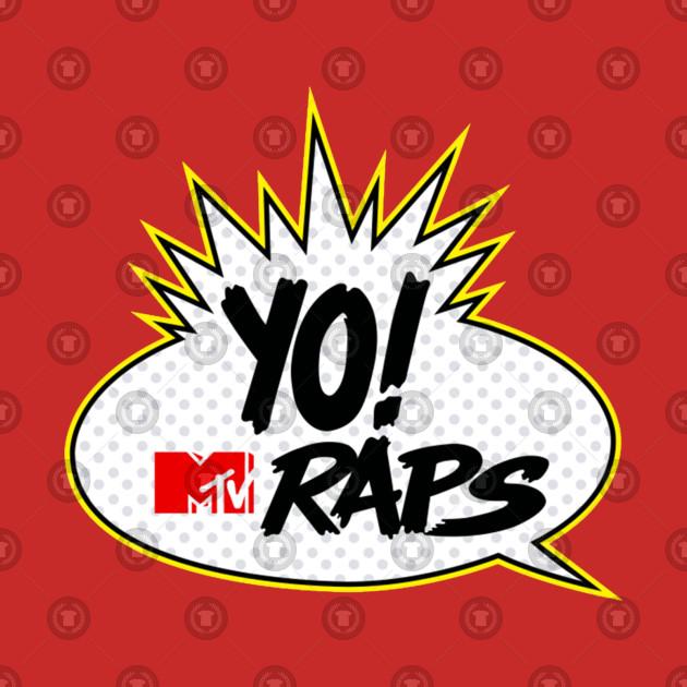 92db18855 Yo! MTV Raps - Hip Hop - Tank Top | TeePublic