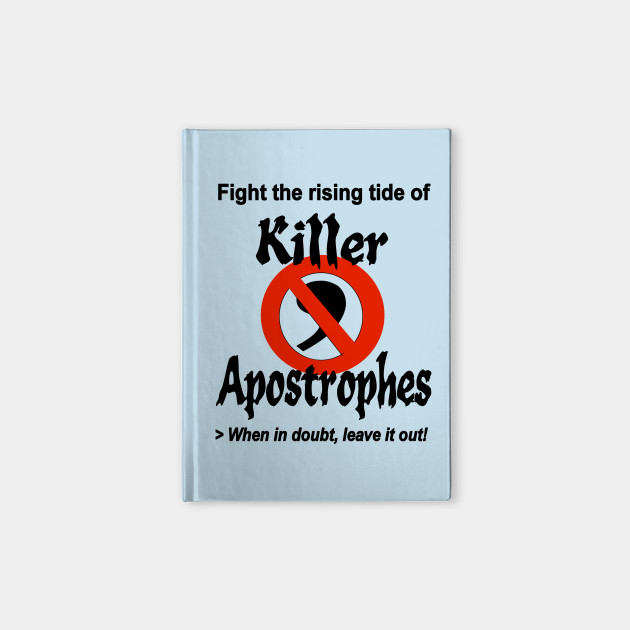 Fight Killer Apostrophes