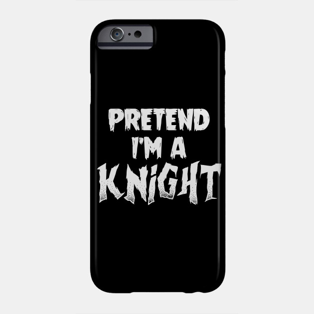 Knight Halloween Costume Gift I Halloween Party Phone Case