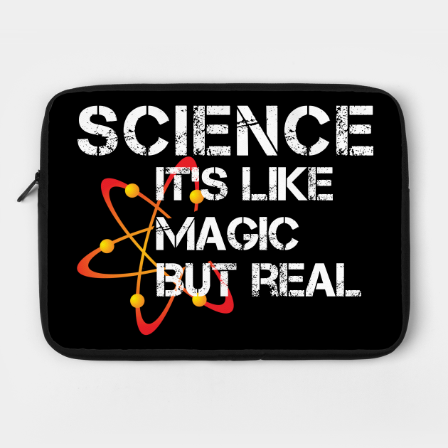 It's Like Magic, But Real Funny Science