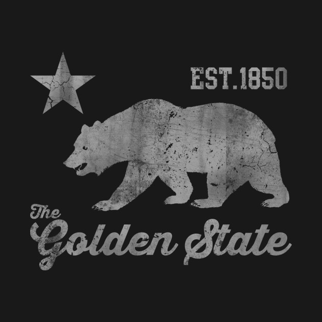 1850 California The Golden State