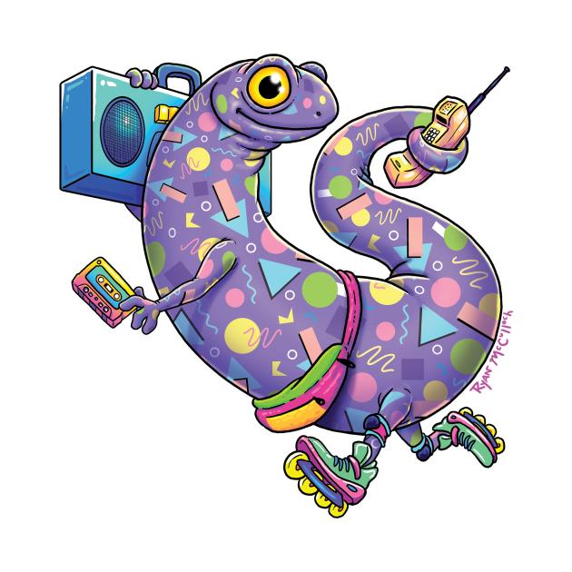 90's salamander