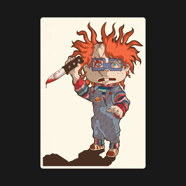 Rugrats Meets Childs Play - Chuckie or Chucky?