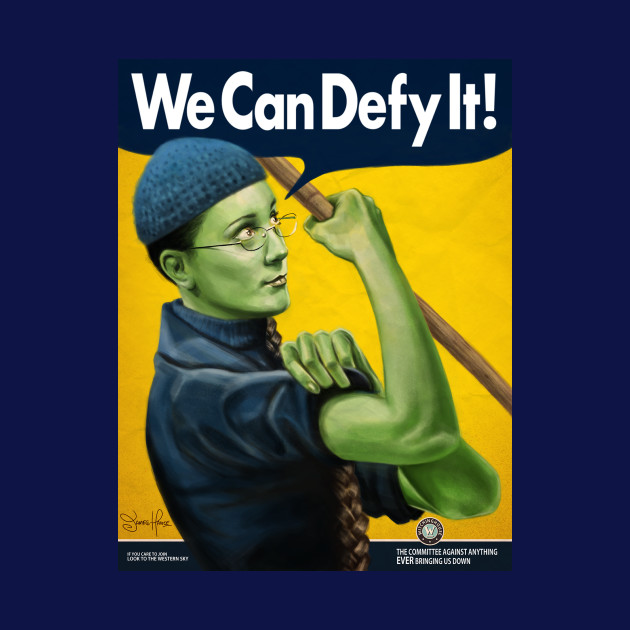 We Can Defy It