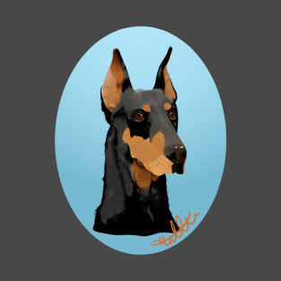 Doberman T-Shirts | TeePublic