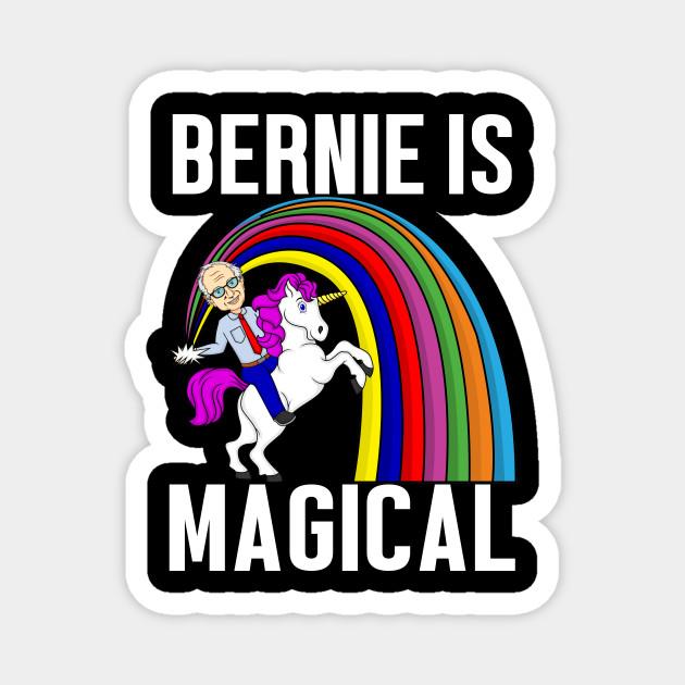 Bernie Is Magical   Funny Bernie Sanders