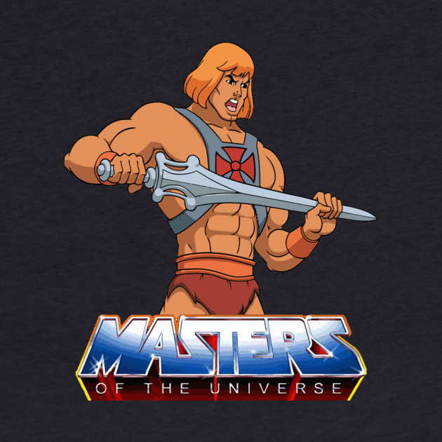 Masters Of The Universe - Logo - Clean