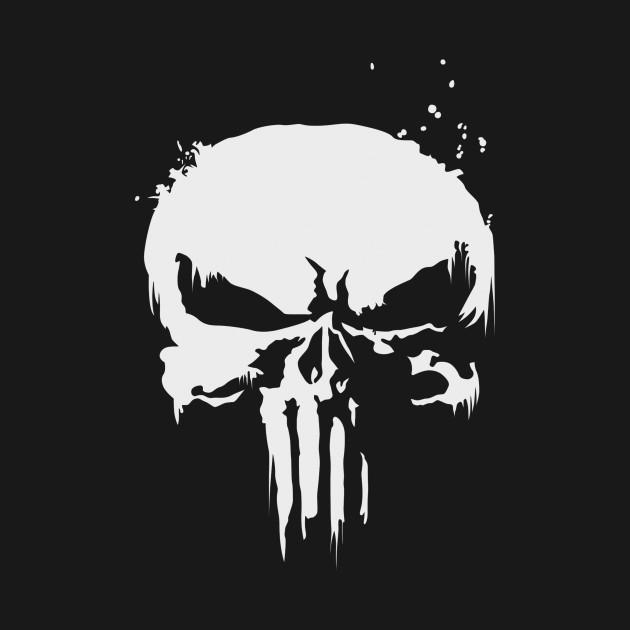 The Punisher Logo - Punisher - T-Shirt