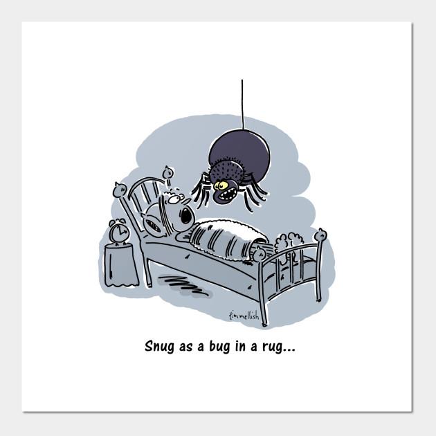 snug as a bug in a rug - Bedtime