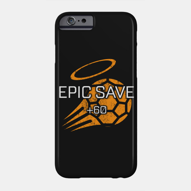 Rocket League Video Game Epic Save Funny Gifts