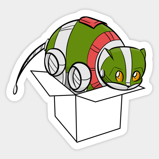 Defender of the Box: Green Lion