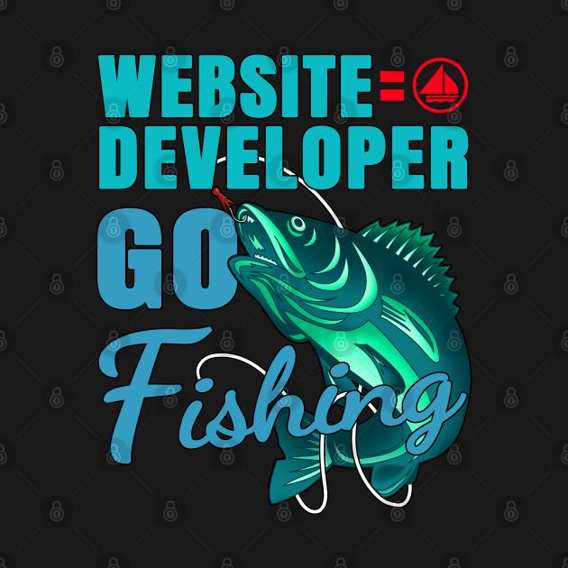 Web Developer Go Fishing
