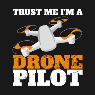 Drone Pilot T-Shirts | TeePublic