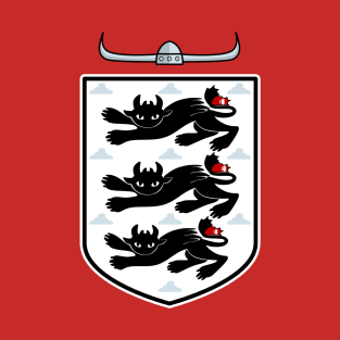 Berk's Crest t-shirts