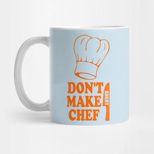 Don't Make Chef Angry - Funny Cooking