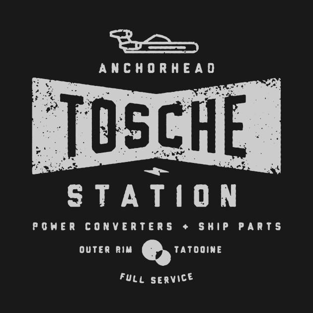 Tosche Station Tee