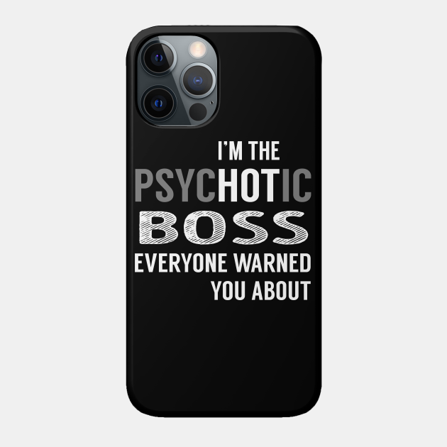 PsycHOTic Boss