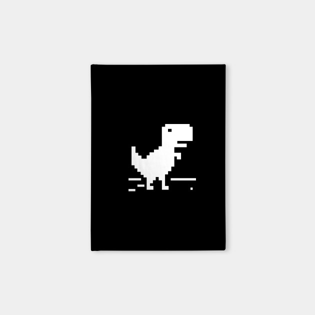 No Internet Connection Dinosaur