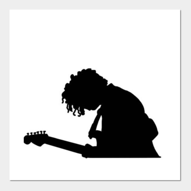 Mens The 1975 Band Members Poster Hoodie Black