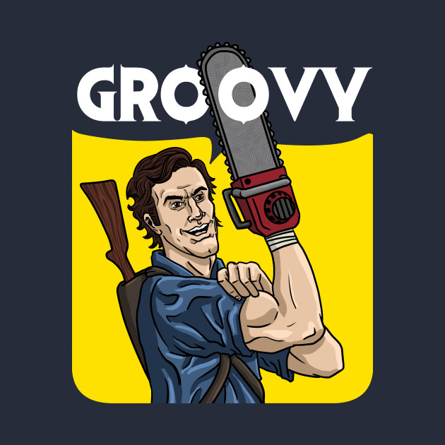 Evil Dead - We Can Do It Groovy