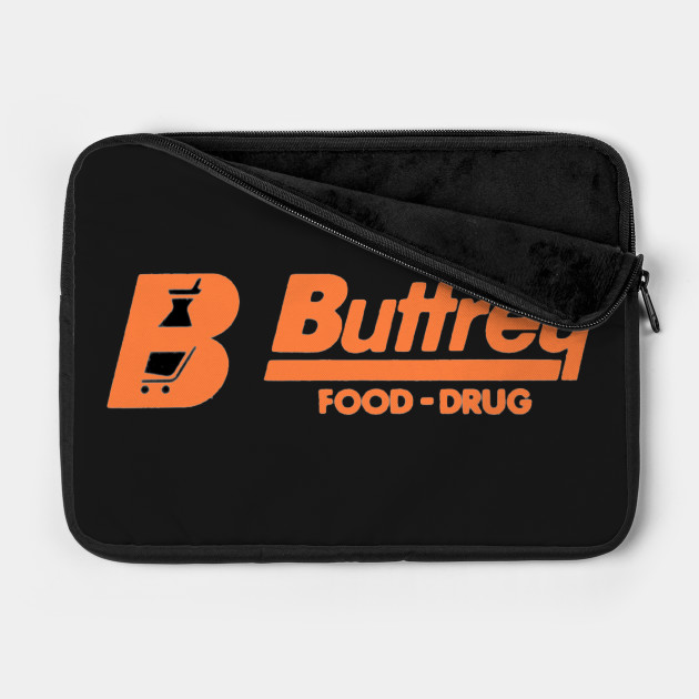Buttrey Grocery Store - Logo