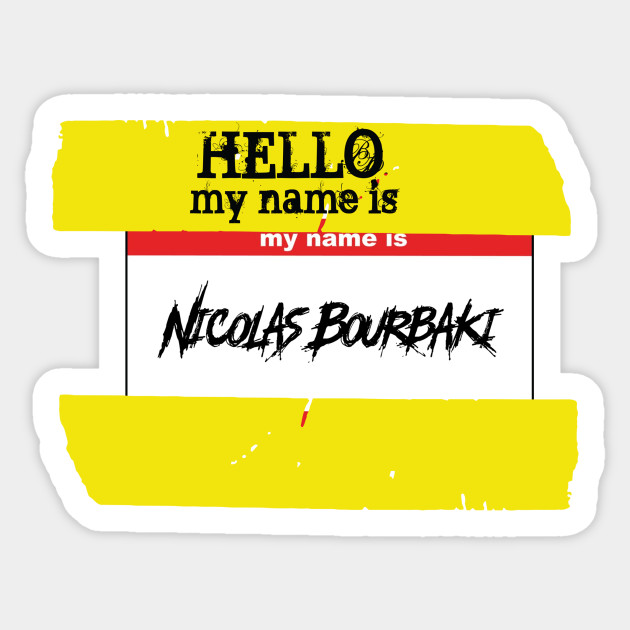 My Name Is