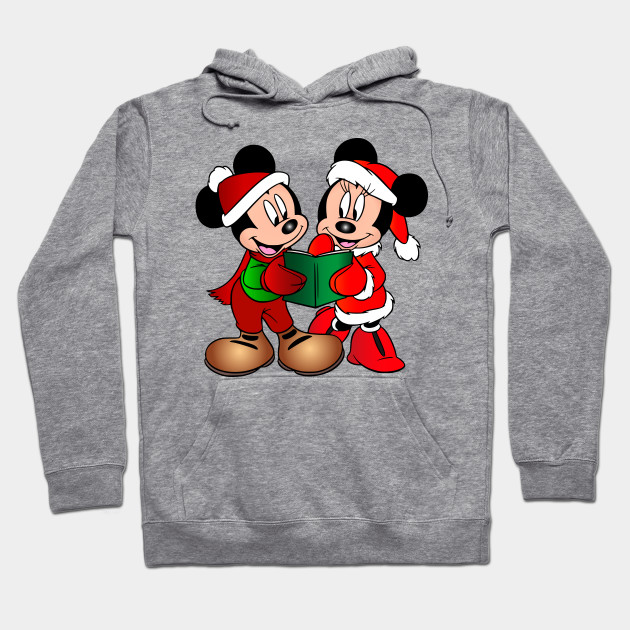Christmas Mickey Mouse Hoodie