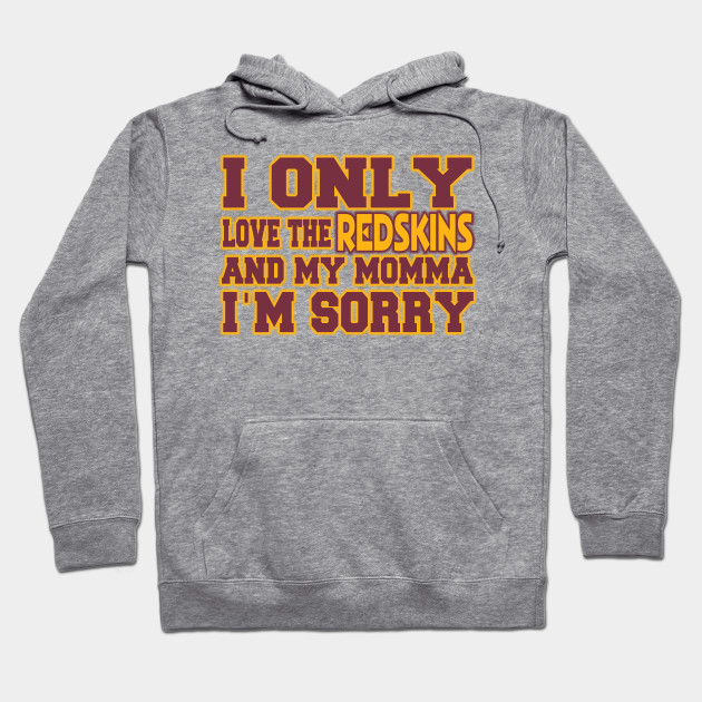 a0902b86f Gods Plan - Redskins - Washington Redskins - Hoodie