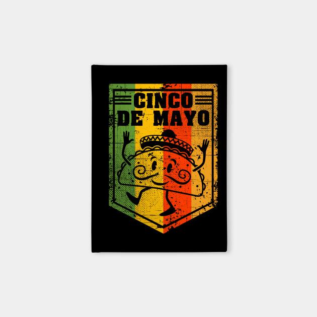 Cinco de Mayo Dancing Taco