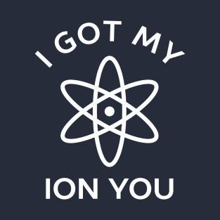 Funny Science Chemistry Pun T-Shirt t-shirts