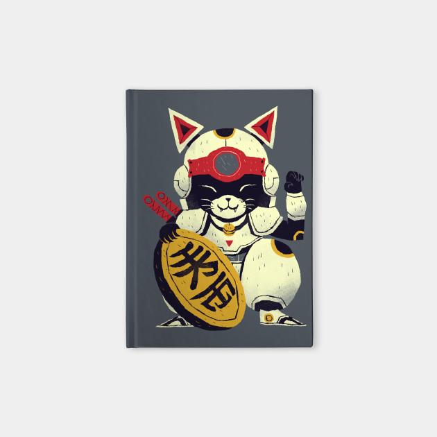 fortune pizza cat