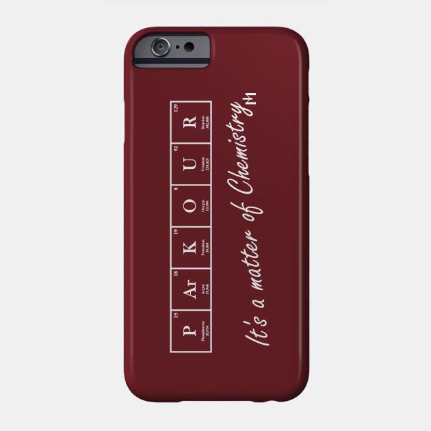 coque iphone 6 parkour