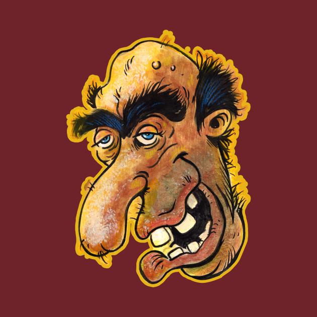 Weird-Ass Face #3