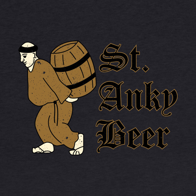 St. Anky Beer