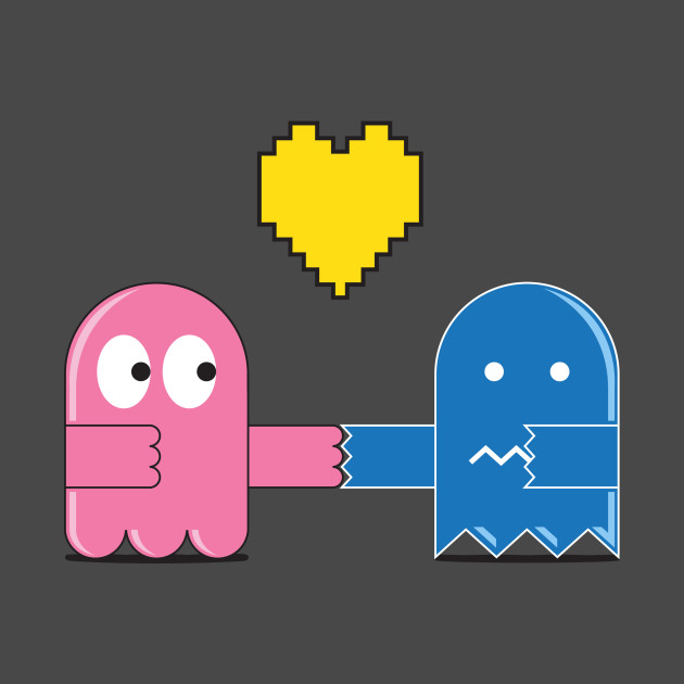 Ghost in the Pacman's shell