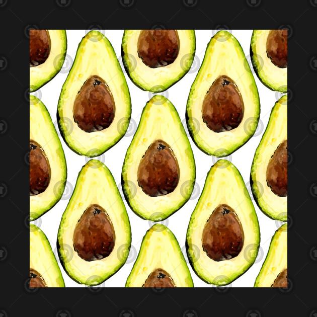 Beautiful Avocado Pattern