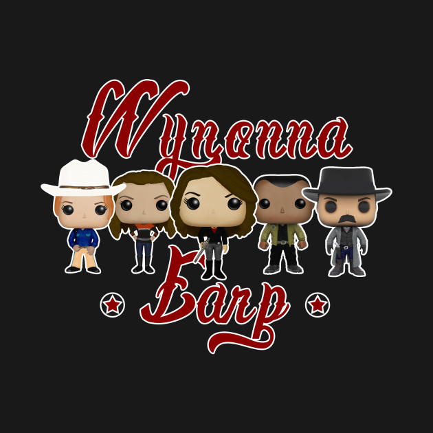 Wynonna Earp POP