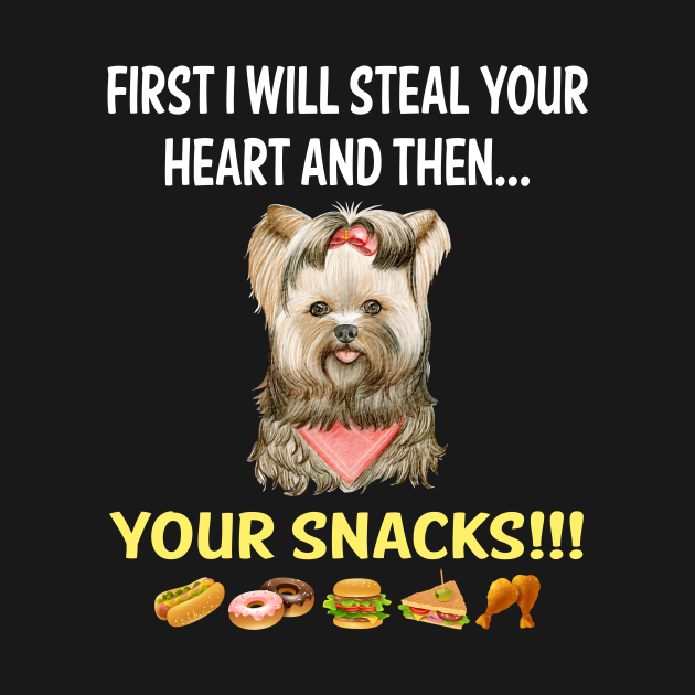 Steal Heart Yorkshire Terrier 65