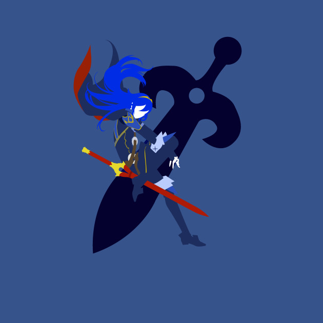 Super Smash Bros Lucina