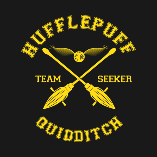 HUFFLEPUFF - TEAM SEEKER