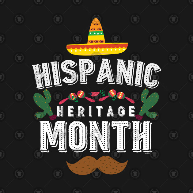 Cinco De Mayo Mexican Mexico Gift Hispanic Heritage Month Latino Americans