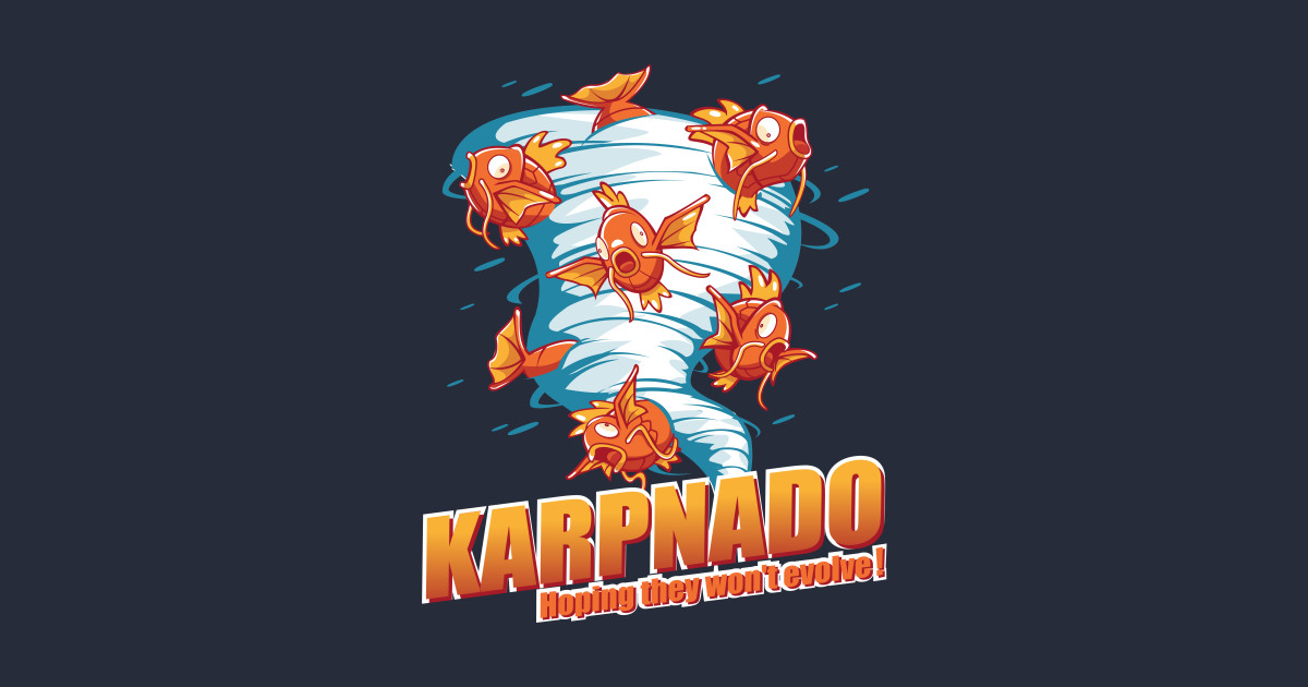 Karpador Englisch