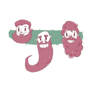 Beard Guys t-shirts