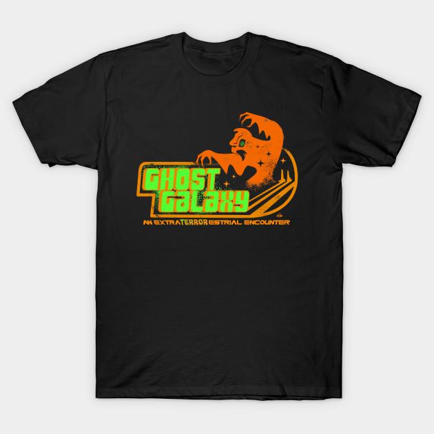 Ghost Galaxy New T-Shirt