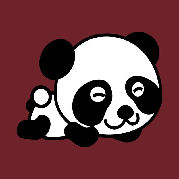 PEEPS™ Panda Relaxing