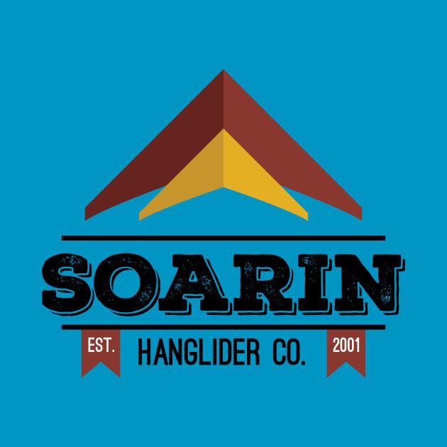 Soarin' Hang Gliders (version 1)