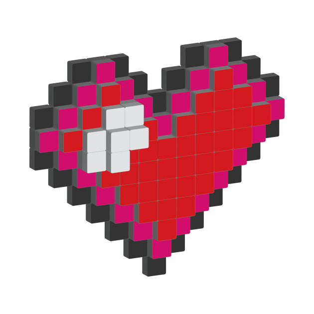 Video Gaming Heart