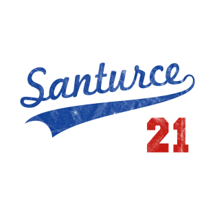 the latest 16ddf 88a53 Santurce 21 T-Shirts | TeePublic