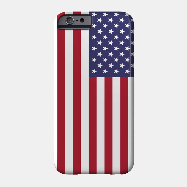 Stand up for Betsy Ross Phone Case